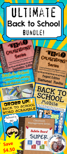 Back to School Ultimate Bundle